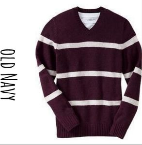 Old Navy Stripe Sweater